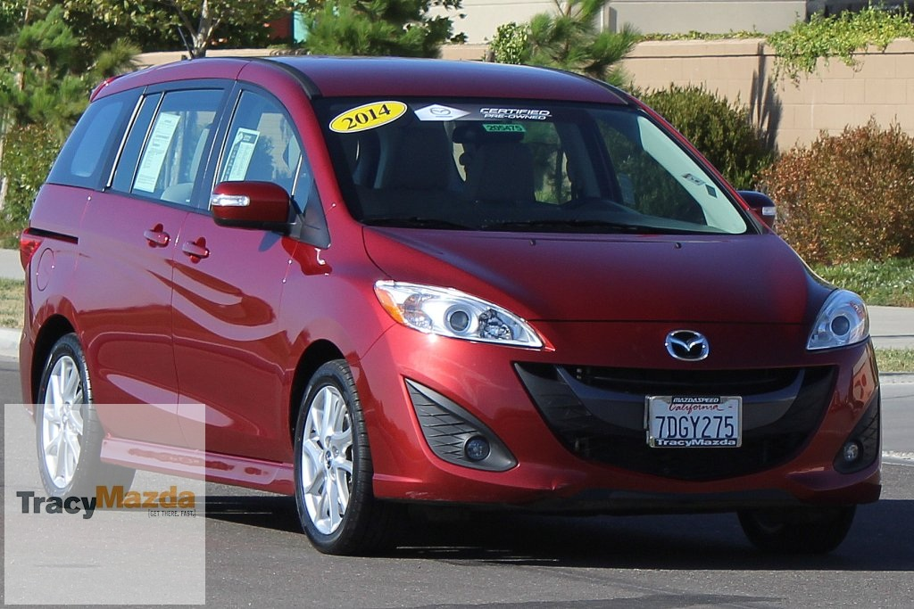 Certified Used Mazda Mazda5 Touring
