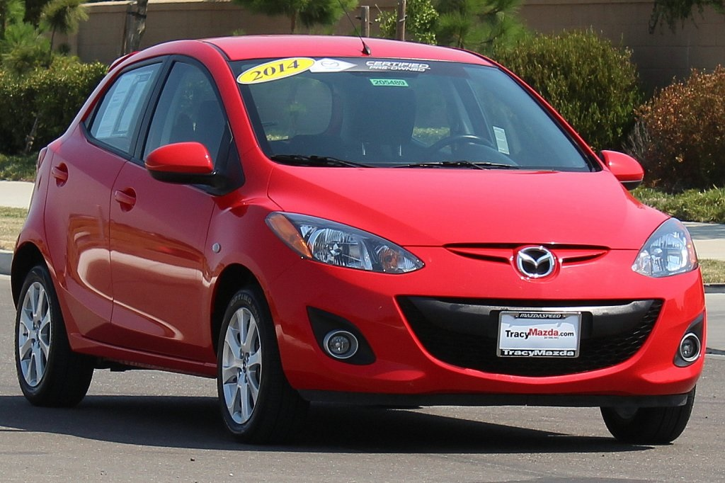 Certified Used Mazda Mazda2 Touring